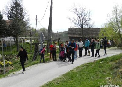 13 PD Ljutomer - MO Klopotec,OTROŠKI POHOD NA JERUZALEM , 2. april 2016