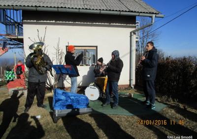 14 PD Ljutomer, VINCEKOV POHOD, 24.1.2016