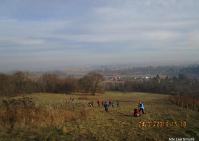 34 PD Ljutomer, VINCEKOV POHOD, 24.1.2016