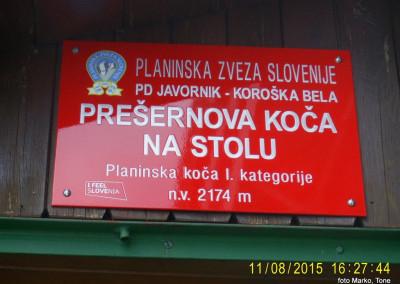 37 VRTAČA, STOL, 11.8.2015