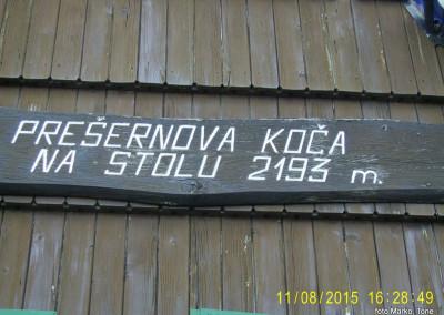 38 VRTAČA, STOL, 11.8.2015
