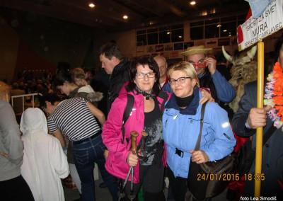 45 PD Ljutomer, VINCEKOV POHOD, 24.1.2016