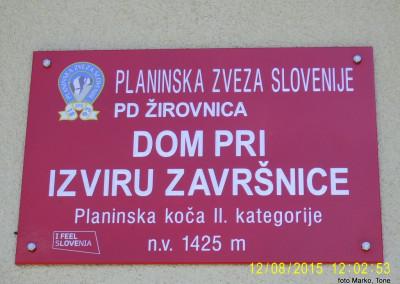 54 VRTAČA, STOL, 12.8.2015