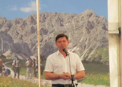 59 PD Ljutomer DAN POMURSKIH PLANINCEV Sveta Trojica v Slovenskih goricah, 21.5.2016