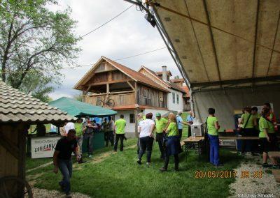02 Srečanje pomurskih planincev, 20. 5. 2017