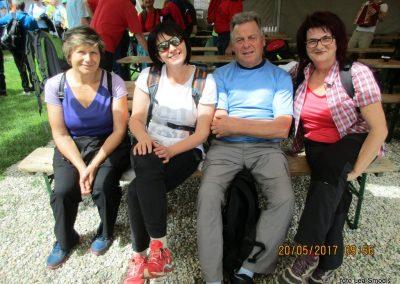 05 Srečanje pomurskih planincev, 20. 5. 2017