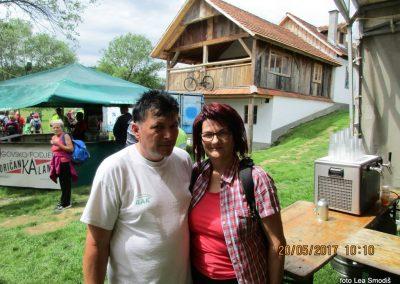 09 Srečanje pomurskih planincev, 20. 5. 2017