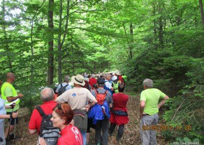 32 Srečanje pomurskih planincev, 20. 5. 2017