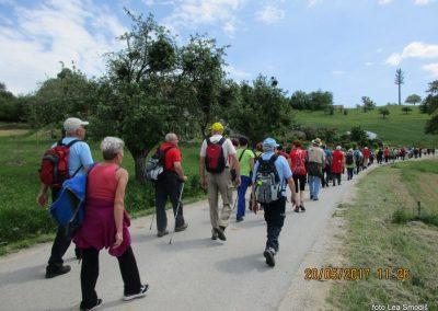 33 Srečanje pomurskih planincev, 20. 5. 2017