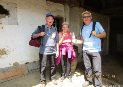 44 Srečanje pomurskih planincev, 20. 5. 2017