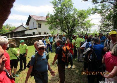 46 Srečanje pomurskih planincev, 20. 5. 2017
