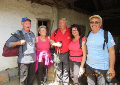 49 Srečanje pomurskih planincev, 20. 5. 2017