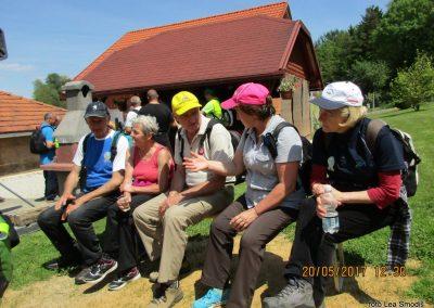 60 Srečanje pomurskih planincev, 20. 5. 2017