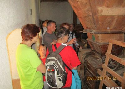 66 Srečanje pomurskih planincev, 20. 5. 2017