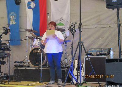 83 Srečanje pomurskih planincev, 20. 5. 2017