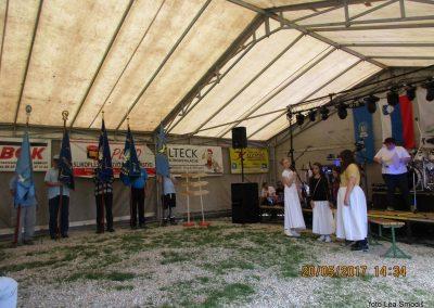 97 Srečanje pomurskih planincev, 20. 5. 2017