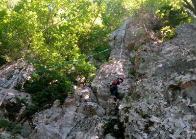 002 Plezalni tabor na Vranskem, 24.6.2017