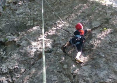 003 Plezalni tabor na Vranskem, 24.6.2017