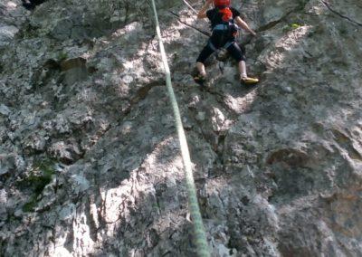 004 Plezalni tabor na Vranskem, 24.6.2017