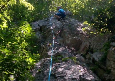 007 Plezalni tabor na Vranskem, 24.6.2017