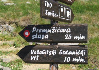 01 VELEBIT Zavižan-Alan, 11. junij2017, 9.54