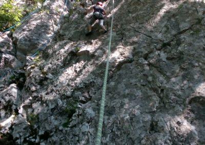 015 Plezalni tabor na Vranskem, 24.6.2017