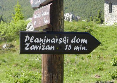 02 VELEBIT Zavižan-Alan, 11. junij 2017, 9.55