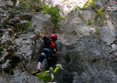 024 Plezalni tabor na Vranskem, 24.6.2017