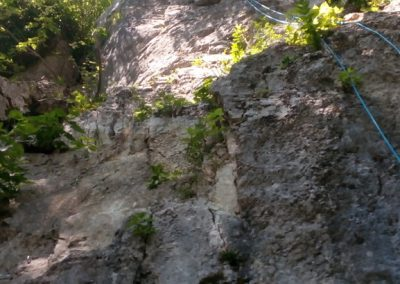 025 Plezalni tabor na Vranskem, 24.6.2017