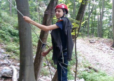 033 Plezalni tabor na Vranskem, 25.6.2017