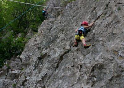 036 Plezalni tabor na Vranskem, 25.6.2017