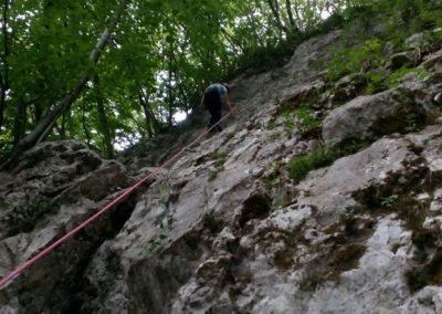 037 Plezalni tabor na Vranskem, 25.6.2017