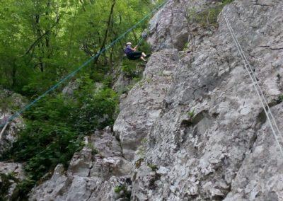 040 Plezalni tabor na Vranskem, 25.6.2017
