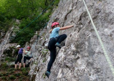 041 Plezalni tabor na Vranskem, 25.6.2017