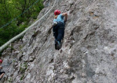043 Plezalni tabor na Vranskem, 25.6.2017