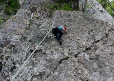 044 Plezalni tabor na Vranskem, 25.6.2017