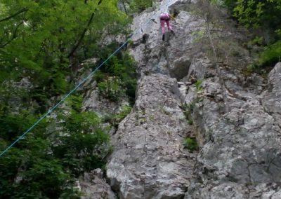 047 Plezalni tabor na Vranskem, 25.6.2017