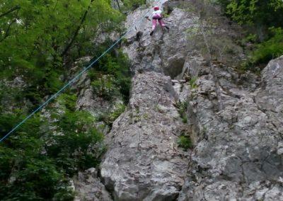 048 Plezalni tabor na Vranskem, 25.6.2017