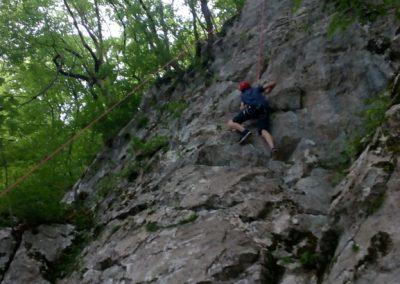051 Plezalni tabor na Vranskem, 25.6.2017