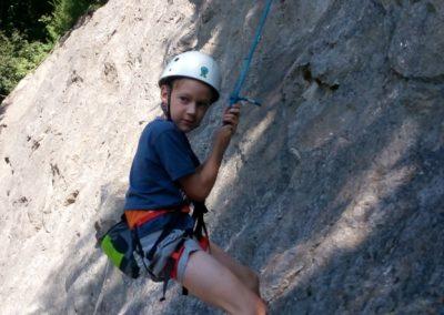063 Plezalni tabor na Vranskem, 26.6.2017