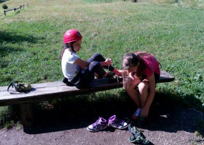 066 Plezalni tabor na Vranskem, 26.6.2017