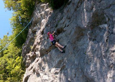 073 Plezalni tabor na Vranskem, 26.6.2017