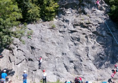 076 Plezalni tabor na Vranskem, 26.6.2017