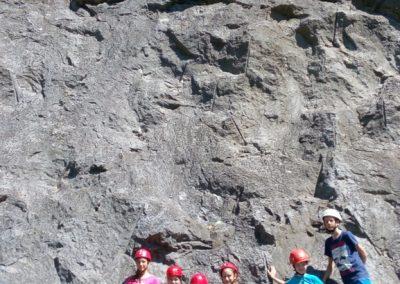 087 Plezalni tabor na Vranskem, 26.6.2017