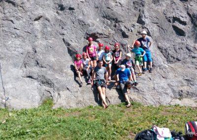088 Plezalni tabor na Vranskem, 26.6.2017