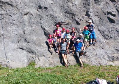 089 Plezalni tabor na Vranskem, 26.6.2017