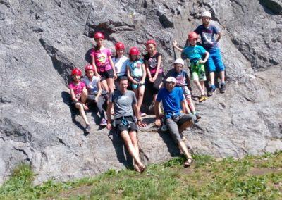 090 Plezalni tabor na Vranskem, 26.6.2017