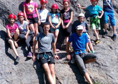 091 Plezalni tabor na Vranskem, 26.6.2017
