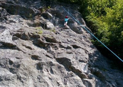 095 Plezalni tabor na Vranskem, 26.6.2017