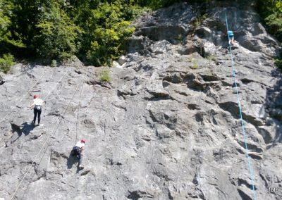 097 Plezalni tabor na Vranskem, 26.6.2017